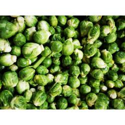 1 kg Choux De Bruxelles DE NOTRE PRODUCTION