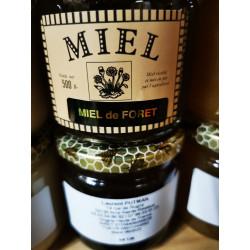 Miel de forêt local, le pot de 500g