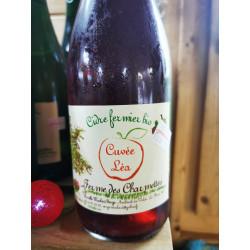1 bouteille de cidre pomme cerise