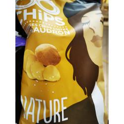 """1 paquet de 125g de  CHIPS ARISANAL """"nature"""""""