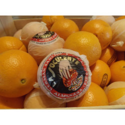 """500g Orange de table """"NAVEL"""" cal 5/6 origine SICILE"""