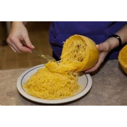1 Courgette Spaghetti de notre production sans traitement