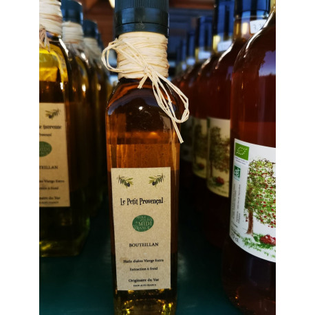 Veritable huile d'olive 25cl