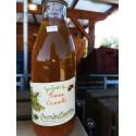 1 bouteille de JUS DE POMME CANNELLE LOCAL BIO