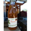 1 bouteille de JUS DE POMMES BIO - Produit local