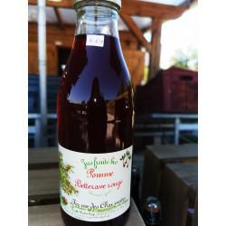 1 bouteille de jus BIO POMME BETTERAVE PRODUIT LOCAL